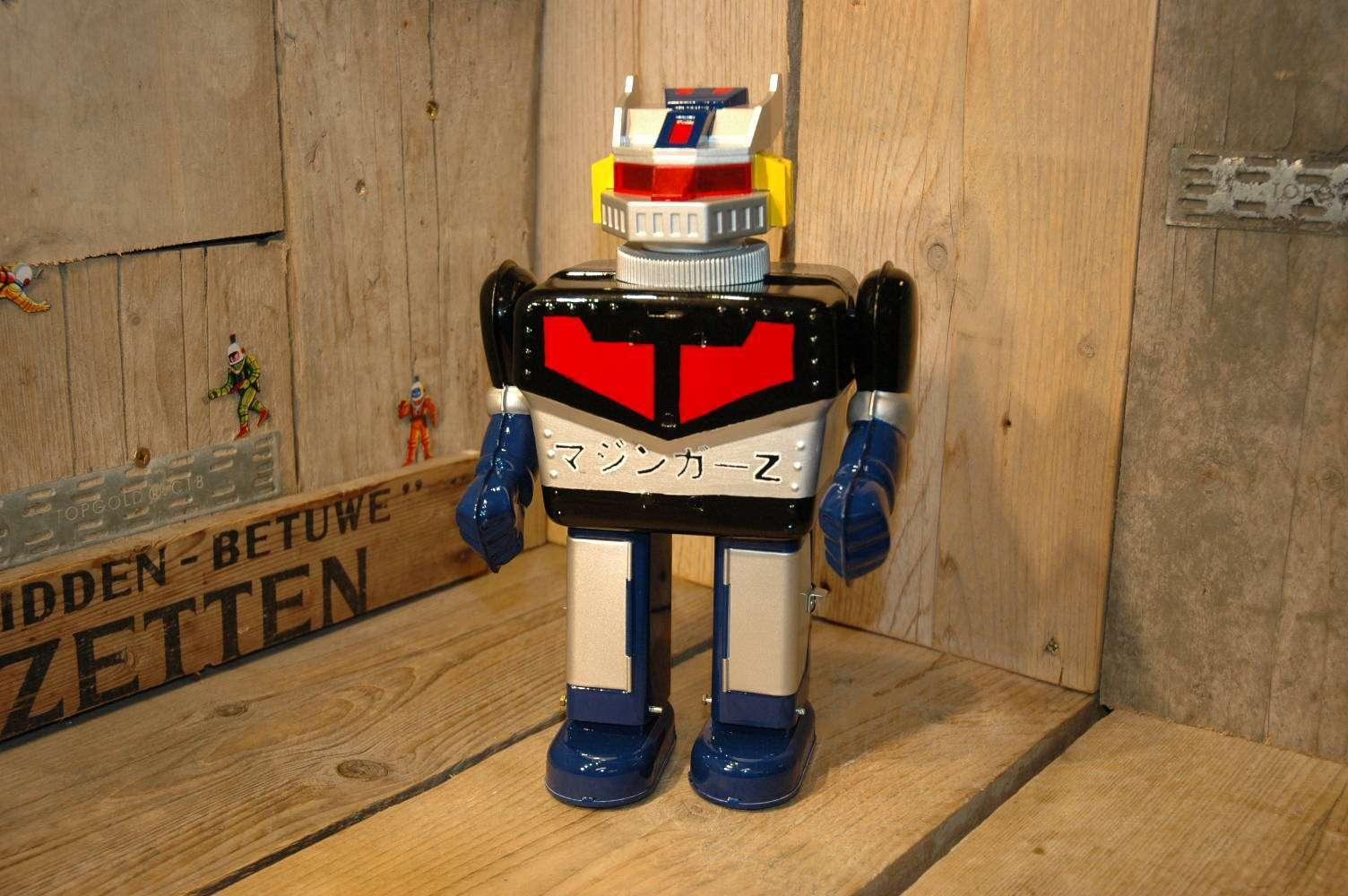 VST - Mazinger Z Robot