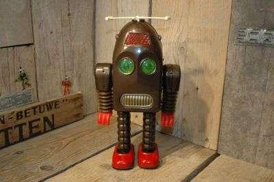 Asakusa - Thunder Robot