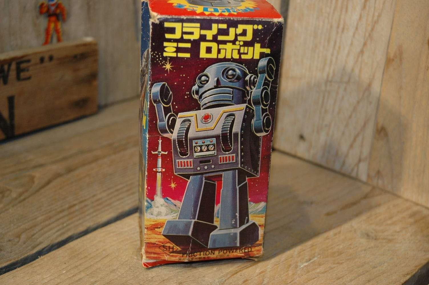 Horikawa SH - Rusher Robot Prototype