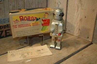 Alps - Mr. Robot the Mechanical Brain