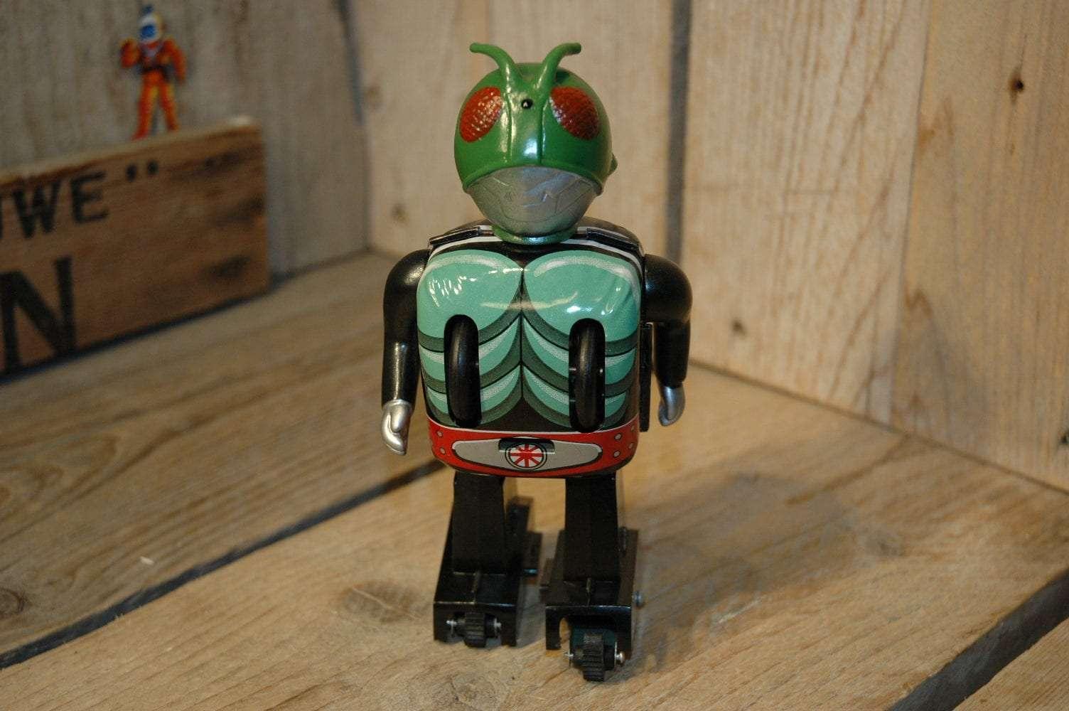 Bullmark SH Horikawa - Kamen Rider