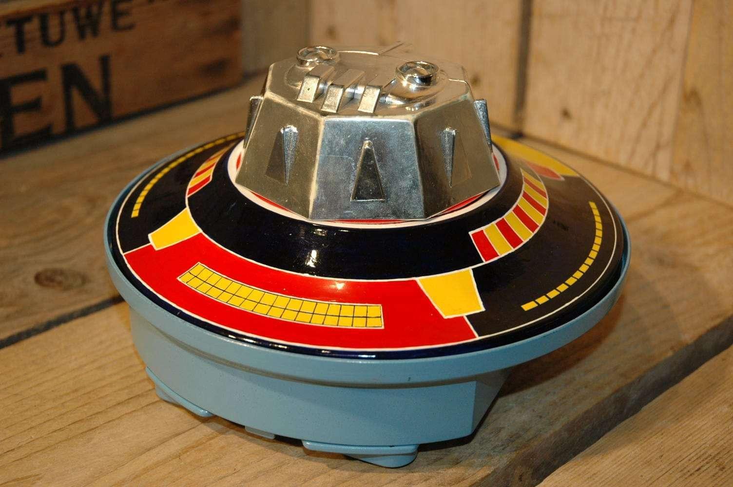 Marumiya - Flying Saucer Prototype