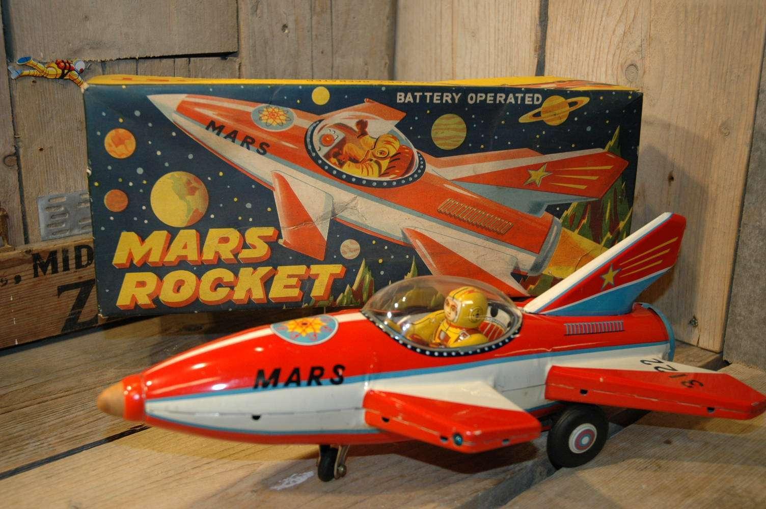 Modern Toys - Mars Rocket