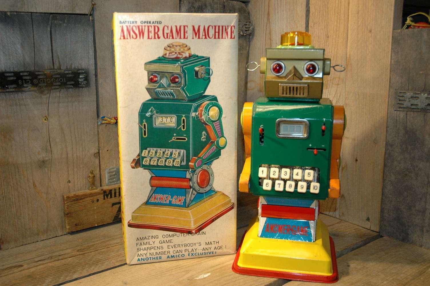 Ichida - Answer Game Machine
