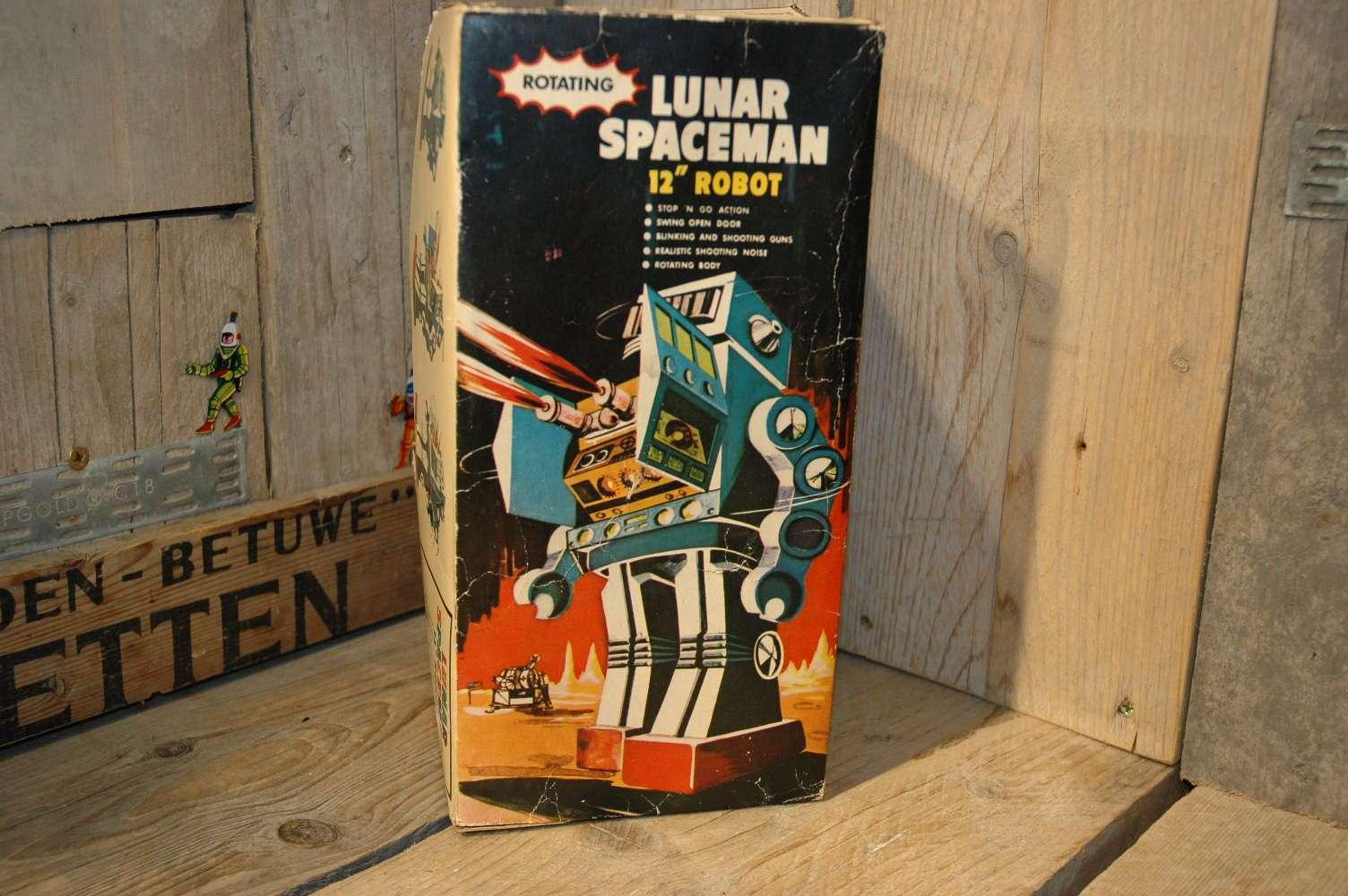 Mego - Lunar Spaceman