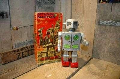 SH Horikawa - Attacking Martian