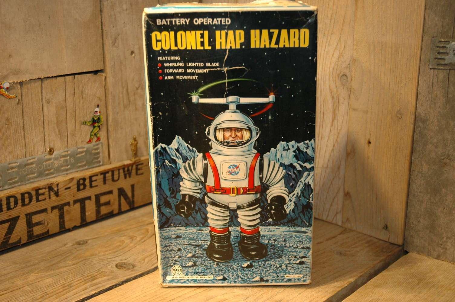 Marx - Colonel Hap Hazard