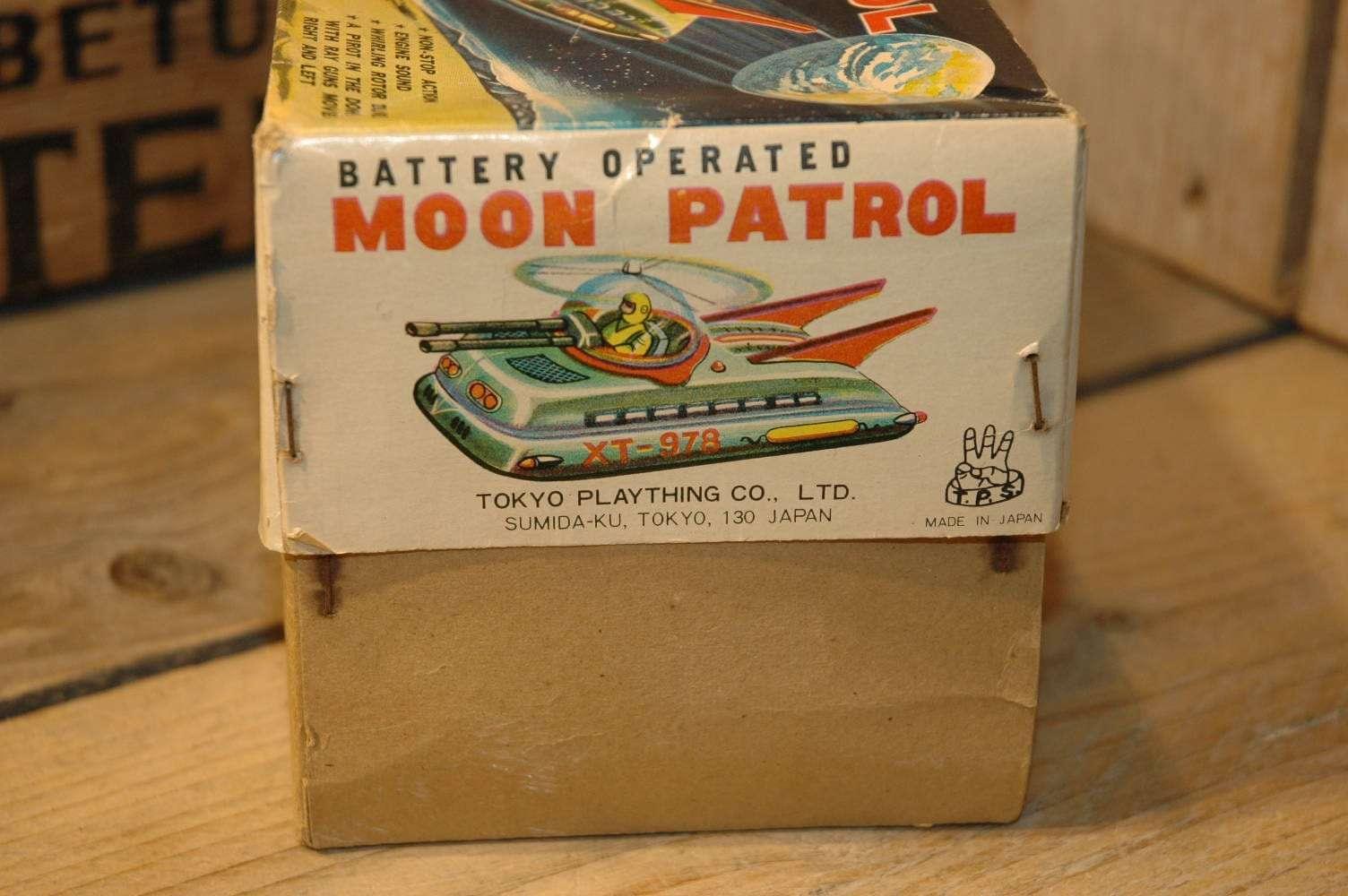 Tps - Moon Patrol XT-978