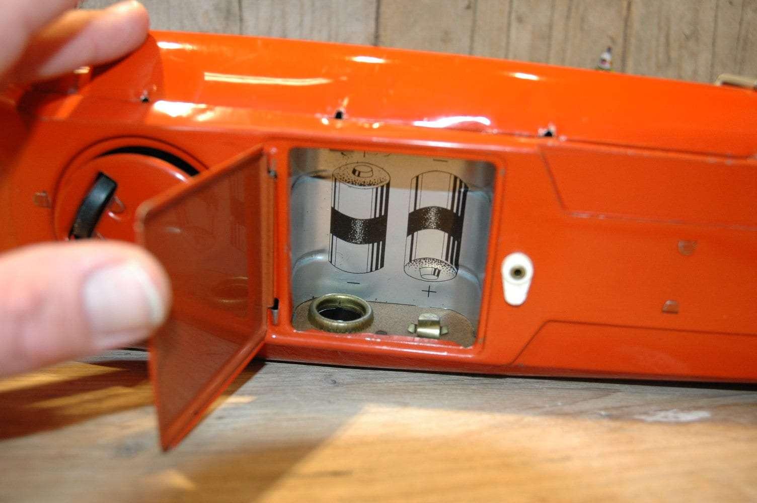 Bandai / Sears - Area Radiation Tester