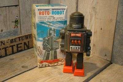 Horikawa - Roto Robot