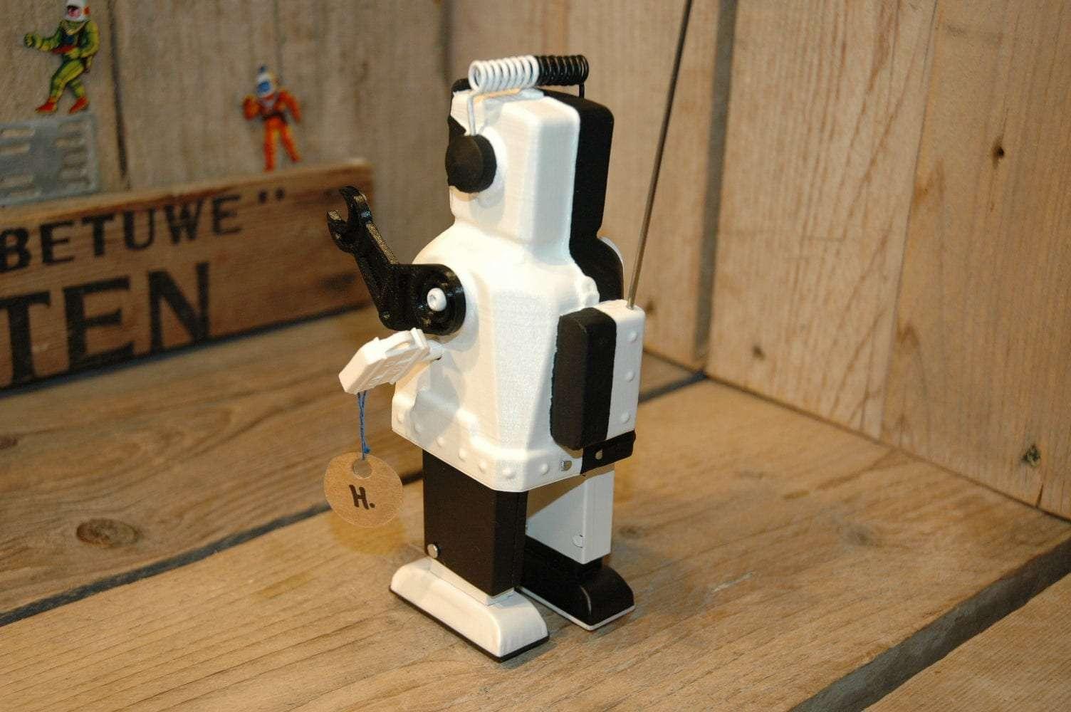 VST - Gosstavo Robot Harlequin