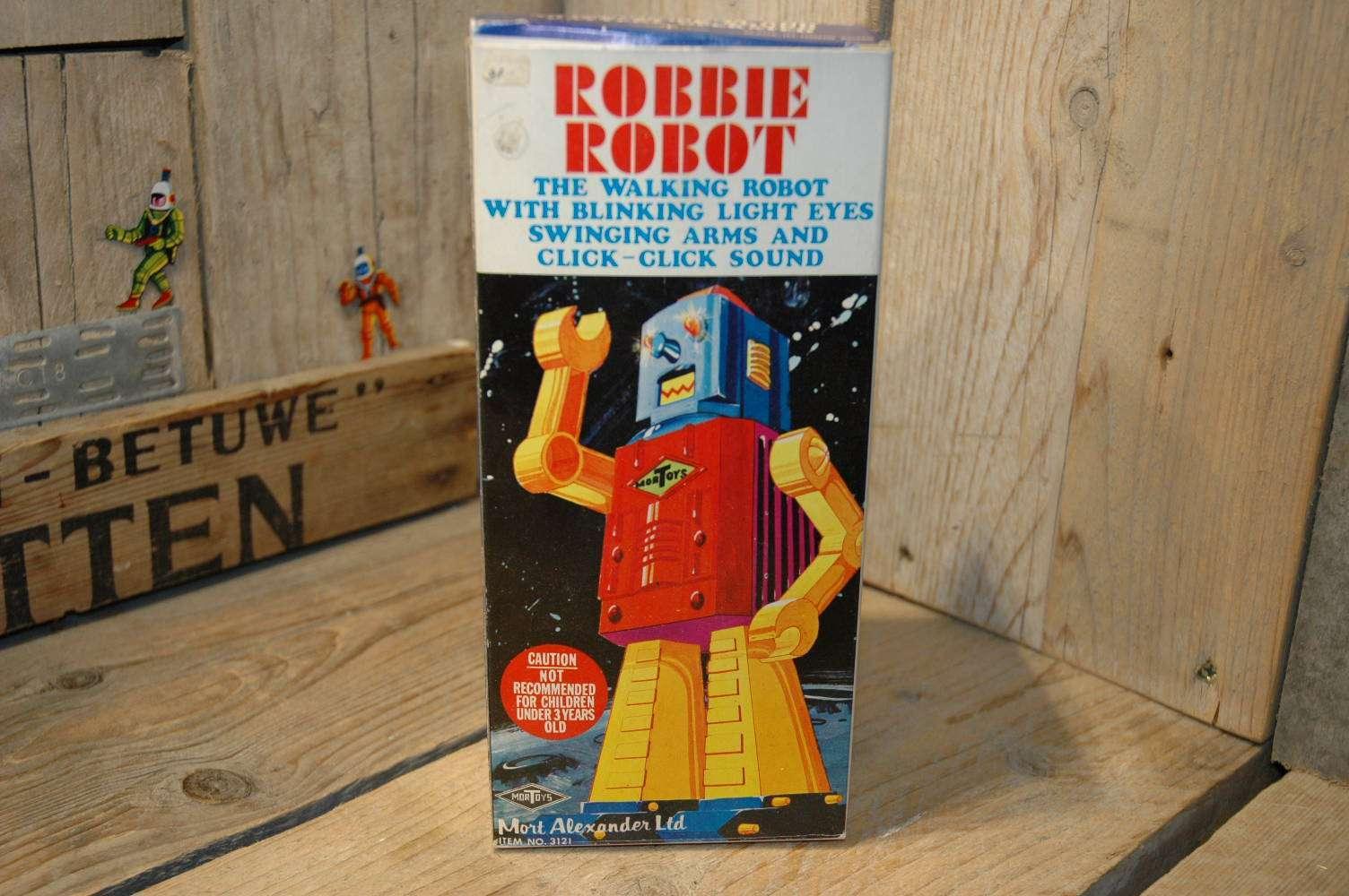 MorToys Hongkong - Robbie Robot
