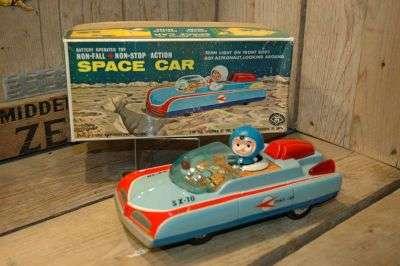 Modern Toys - Space Car SX - 10
