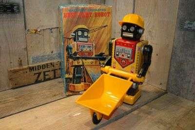 Horikawa - Busy Cart Robot