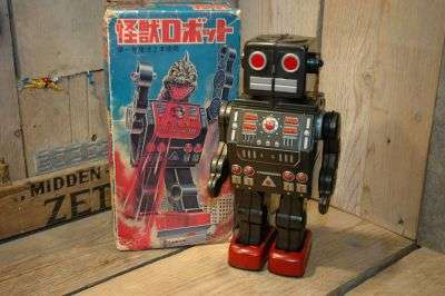 Horikawa - Dino Robot