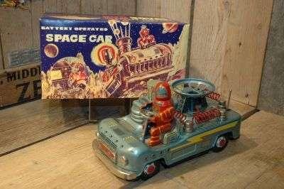 Yonezawa Space Car Second version