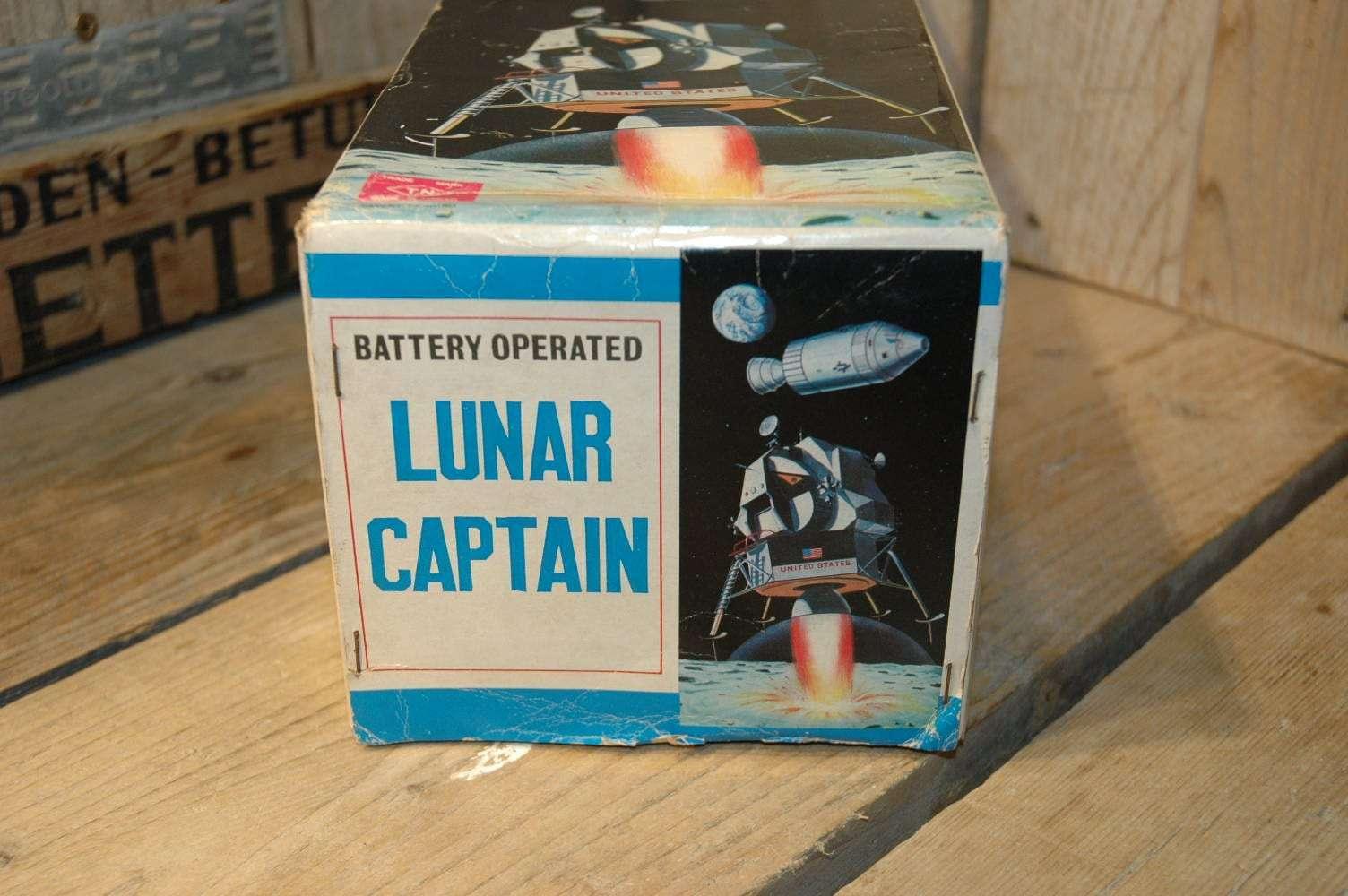 Nomura - Lunar Captain