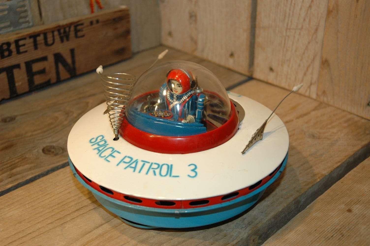 Yoshiya KO - Flying Saucer Space Patrol 3