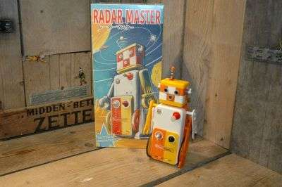 VST - Radar Master Robot 3D Printed Self Balancing Robot