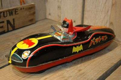 Modern Toys - Batman Batmobile