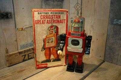 Alps - Cragstan Great Astronaut