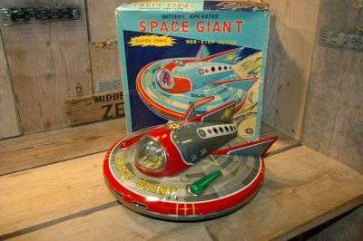 Modern Toys - Super Sonic Space Giant