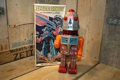 Nomura - Space Robot X-70 Tuliphead