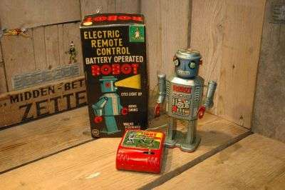 Modern Toys / Linemar - Robot R-35