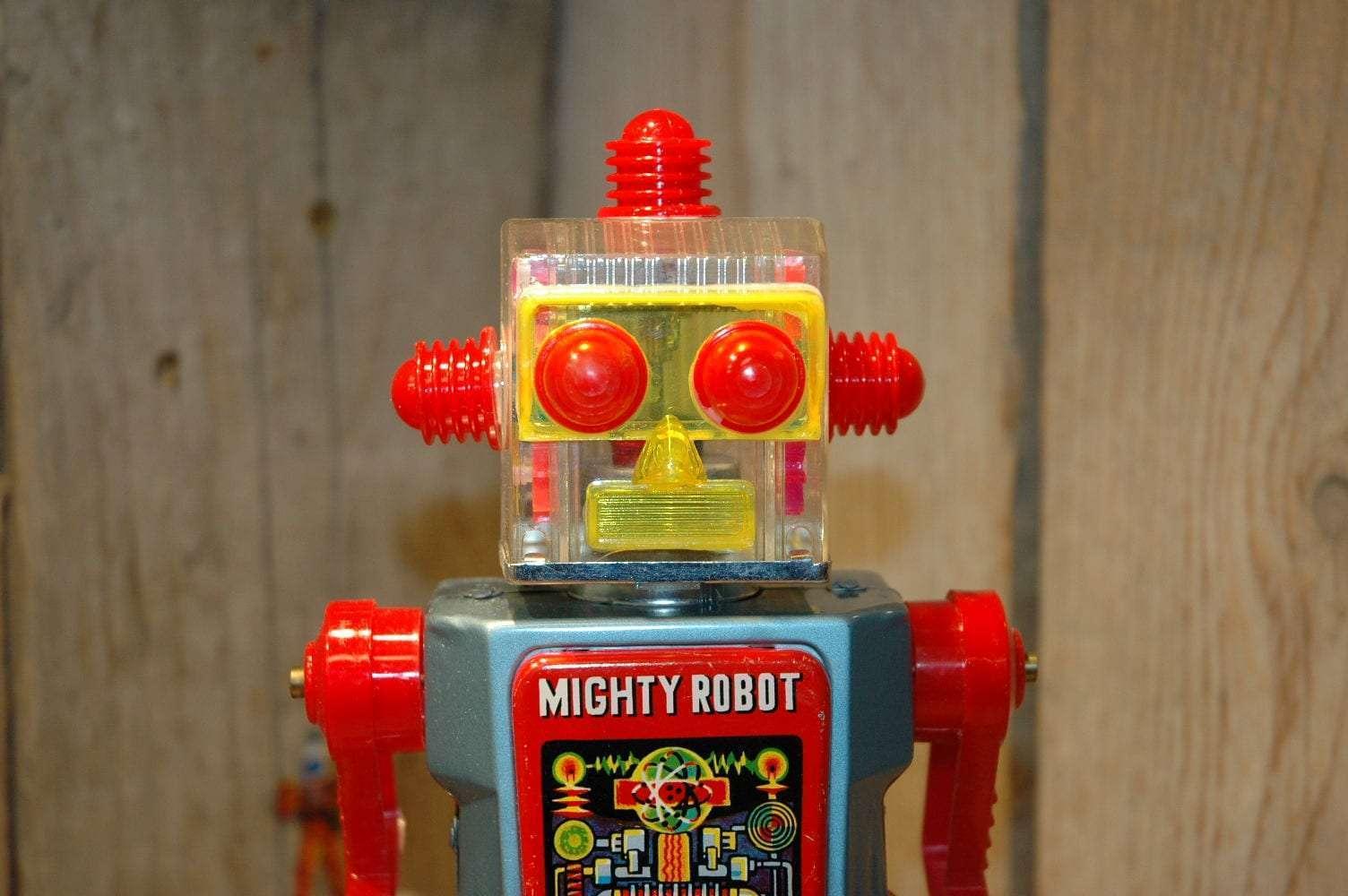 yoshiya - Mighty Robot