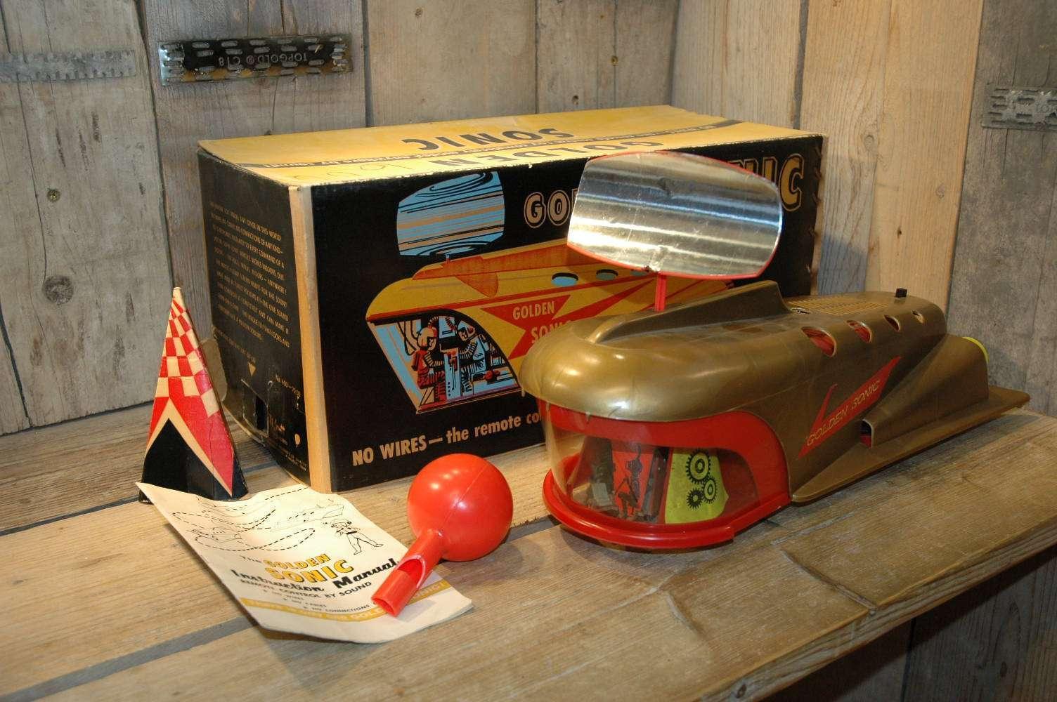 Tigrett Industries - The Golden Sonic