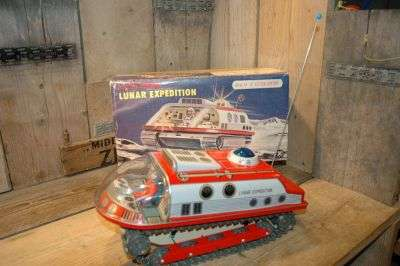 Modern Toys - Lunar Expedition