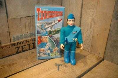 Osaka Tin Toy Institute - Thunderbirds Scott Stacy