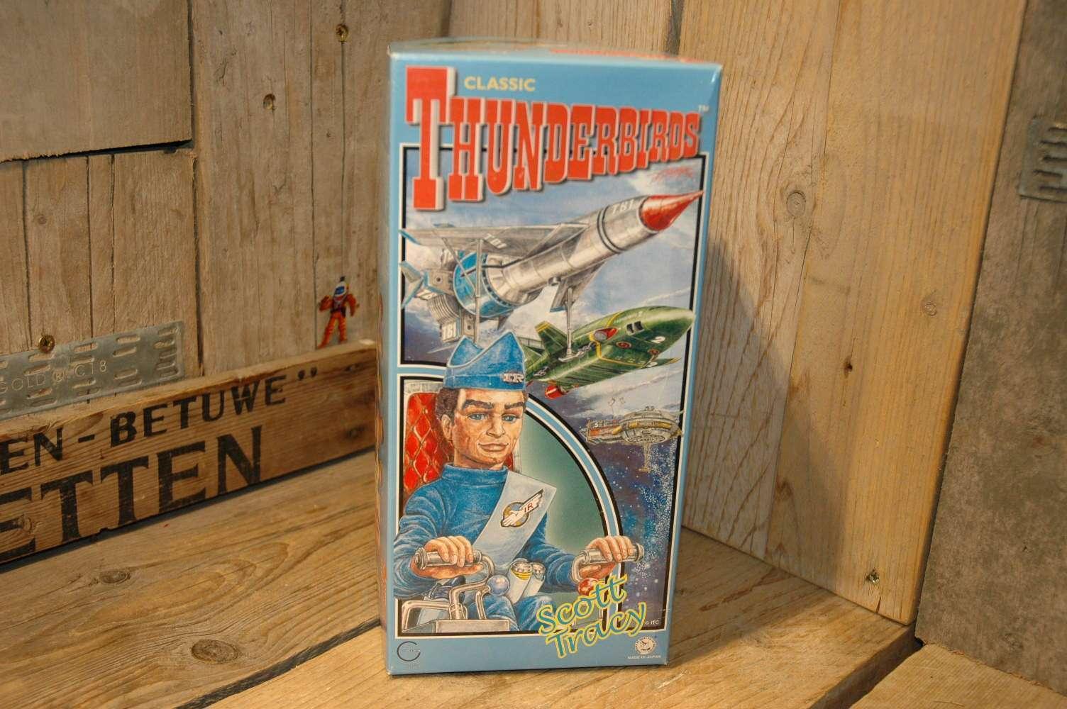Osaka Tin Toy Institute - Thunderbirds Scott Stacy