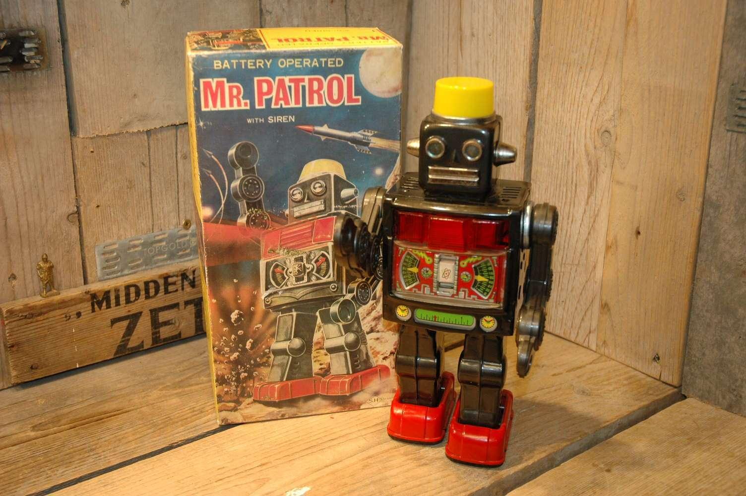 horikawa - Mr Patrol Robot version
