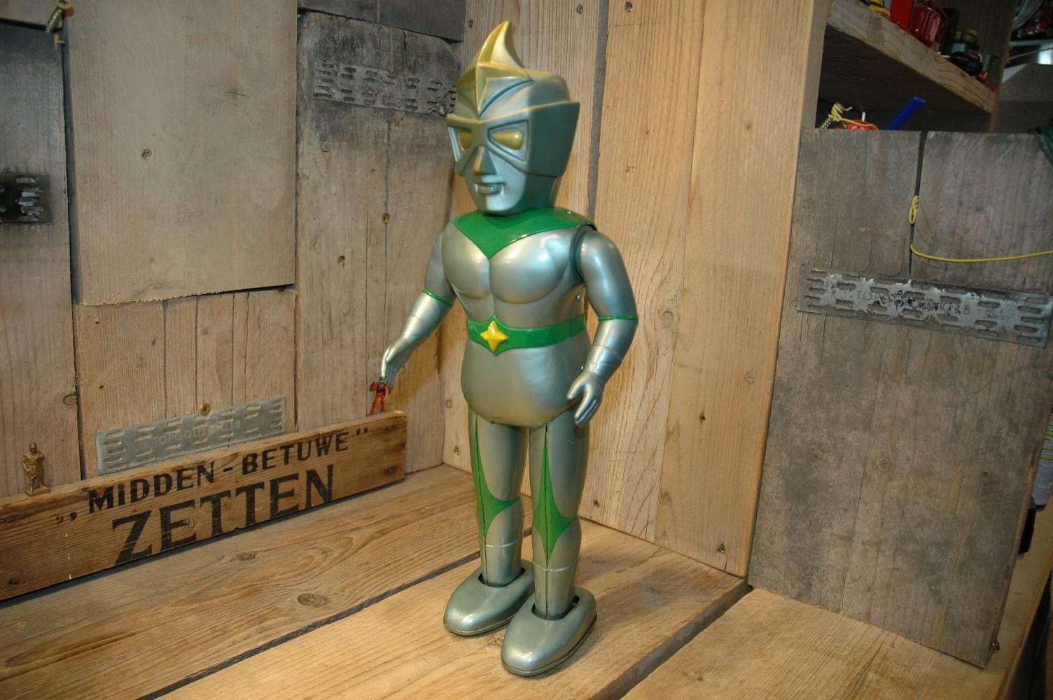 Bullmark - Mirror Man ( Long Leg Version )