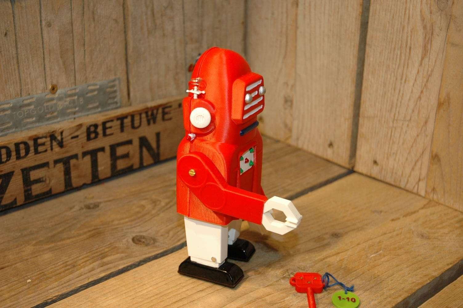 VST - Robotino 3D Printed Robot