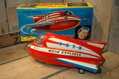 Modern Toys - Non Stop Moon Explorer