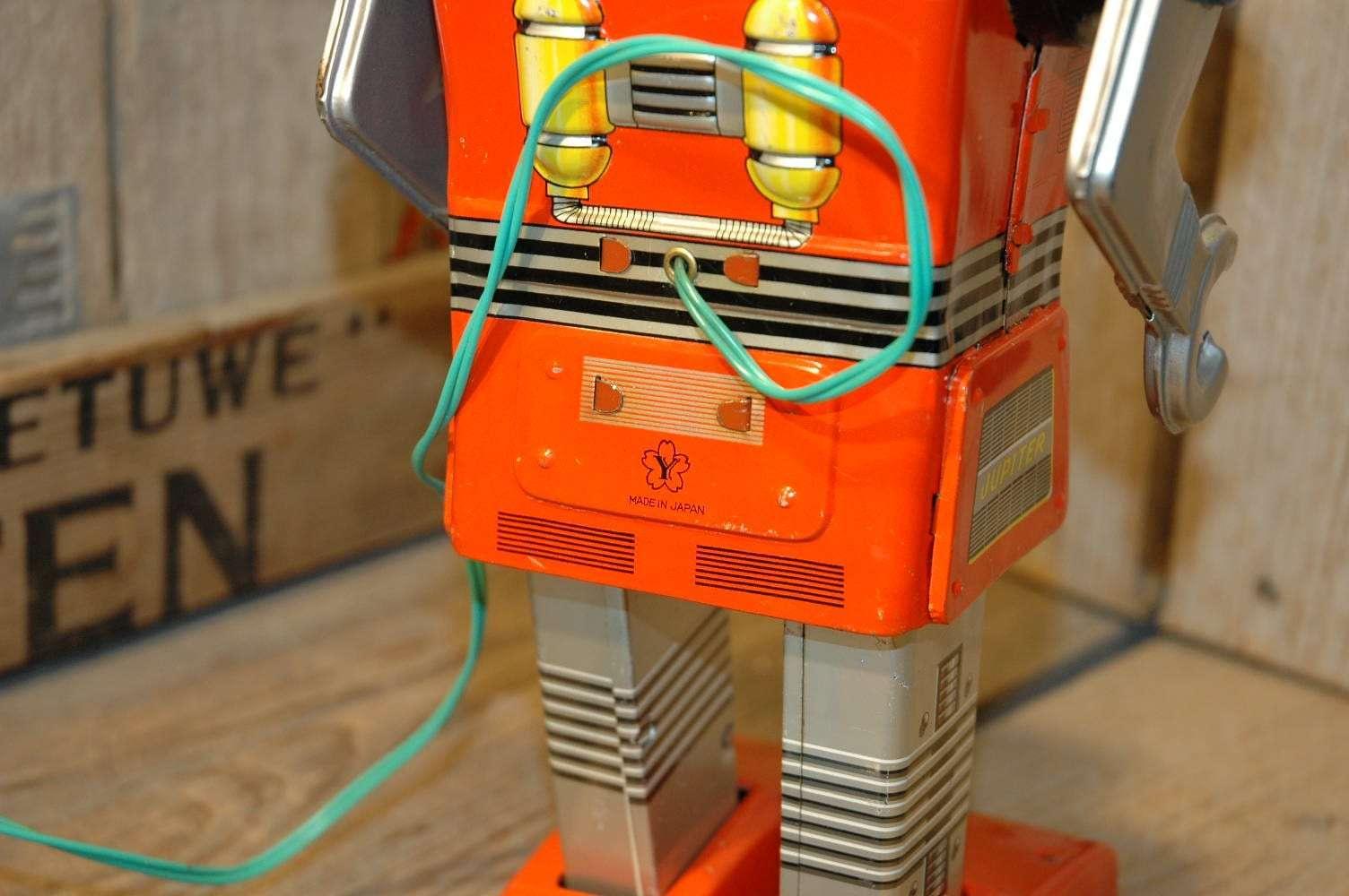 Yonezawa - Jupiter Robot