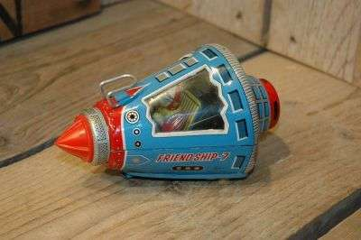 horikawa - Space Capsule Friendship 7
