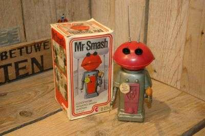 Marx Toys - Mr. Smash