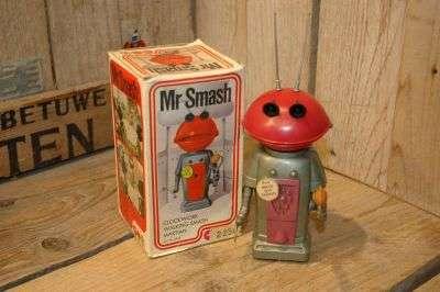 Marx Toys - Mr. Smash