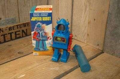 Yoshiya - Jupiter Robot