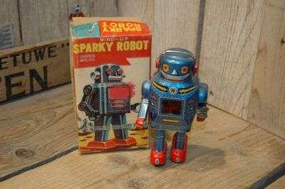 frankonia - Sparky Robot