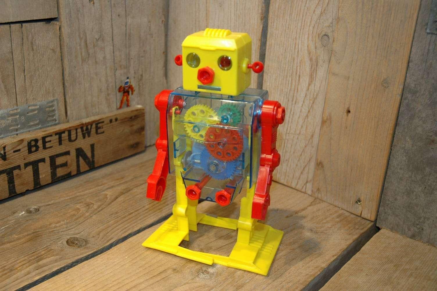 lemssa - Robot Mechanico