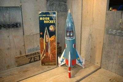 Yonezawa - Moon Rocket