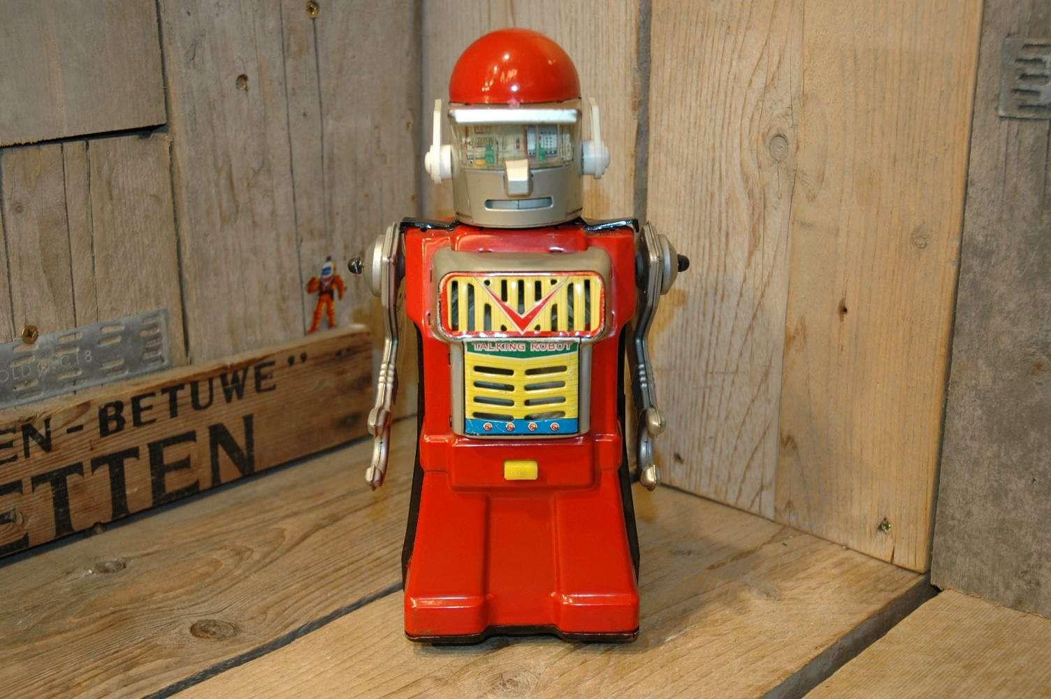 Yonezawa - Japanese Talking Robot
