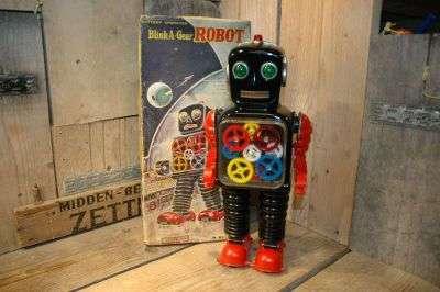 Taiyo - Blink a Gear Robot