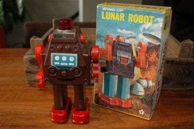 Yonezawa - Lunar Robot