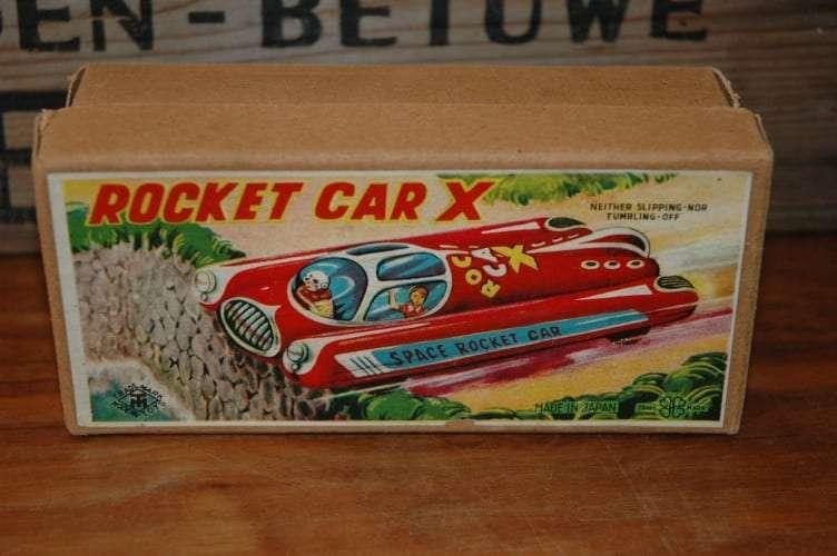 Modern Toys - Rocket Car X