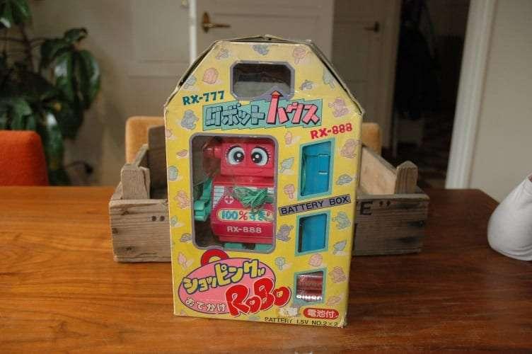 Ohsato - Shopping Robot RX-888